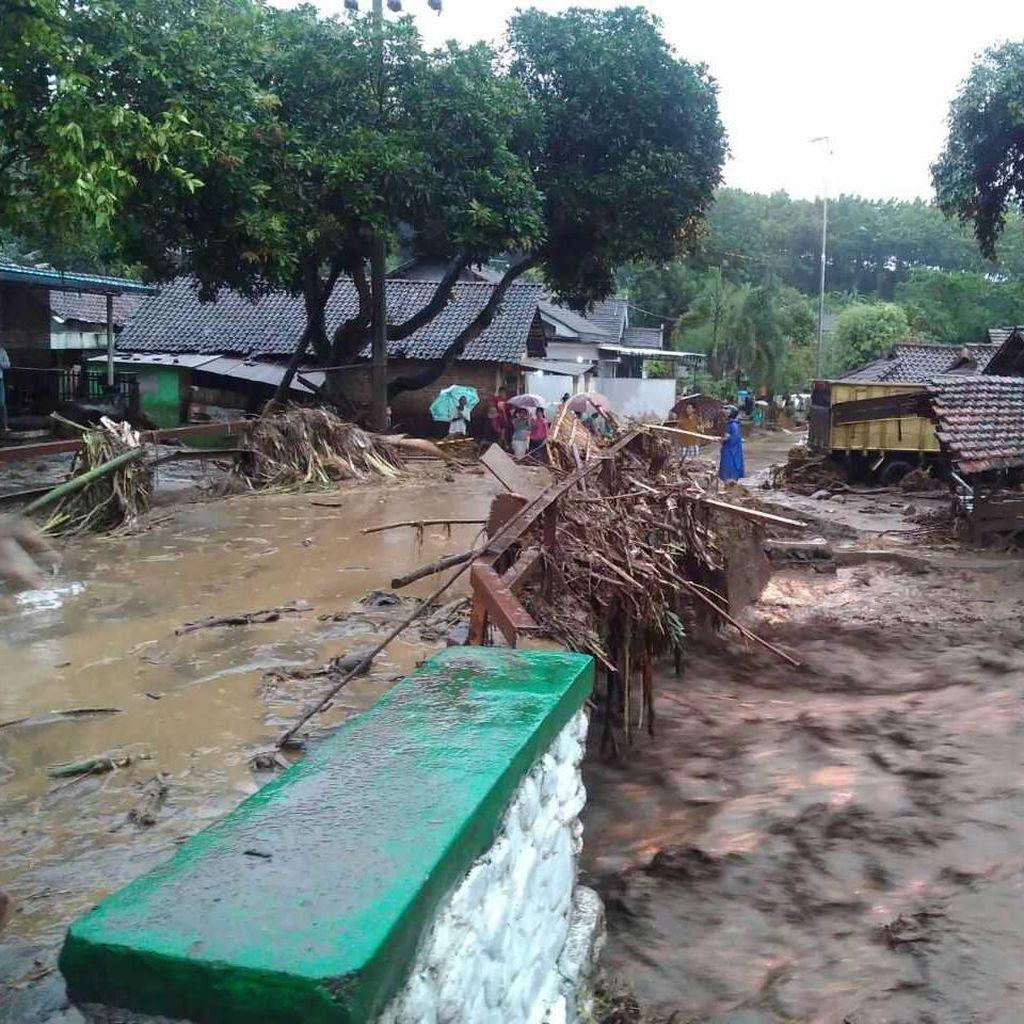 10 Kecamatan di Mojokerto Langganan Banjir dan Tanah Longsor