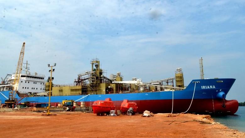 Menperin Resmikan Kapal Bertenaga Listrik Pertama Made in Indonesia