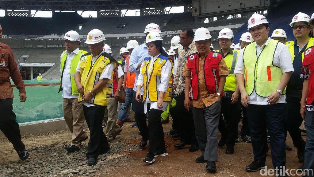 Pemerintah Tambah Fasilitas untuk Difabel di Venue Asian Games