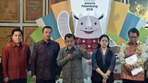 JK Kumpulkan Petinggi BUMN Bahas Sponsorship Asian Games