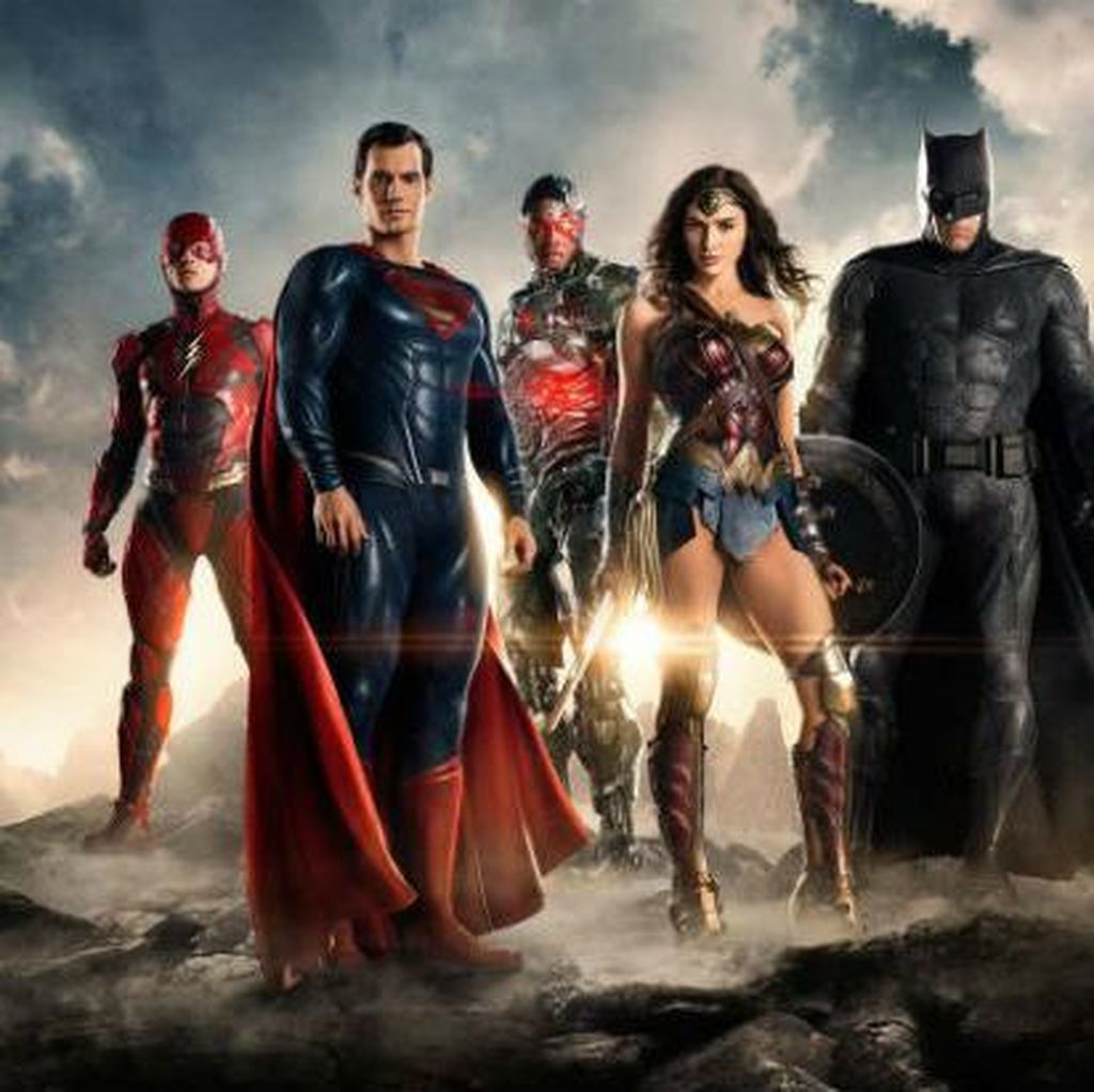 Justice League: Deja Vu Para Pahlawan Super