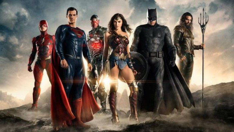 Justice League Warna Baru bagi Film-film DC