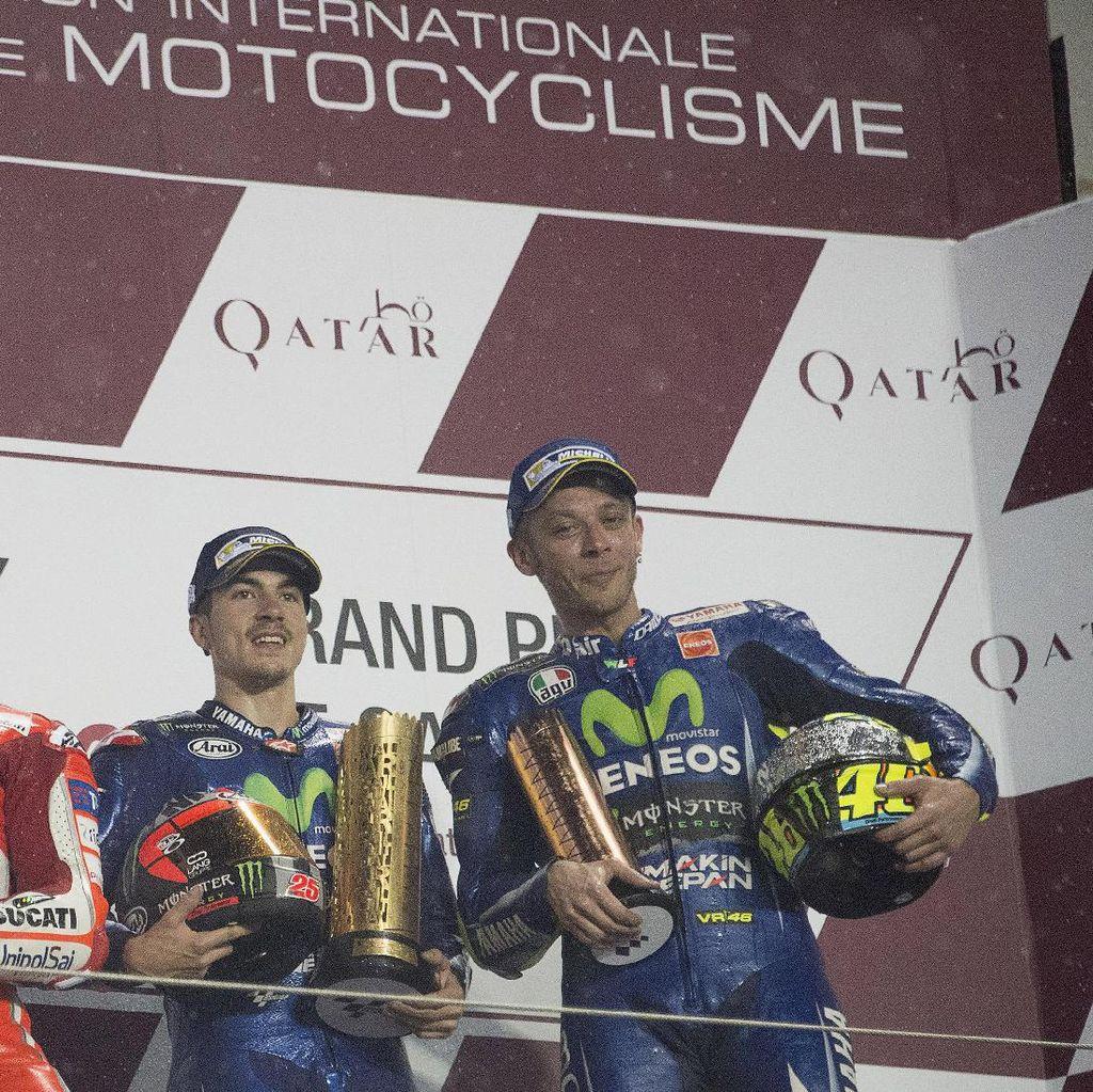 MotoGP Qatar Empat Musim Terakhir Rutin Hadirkan Pemenang Berbeda