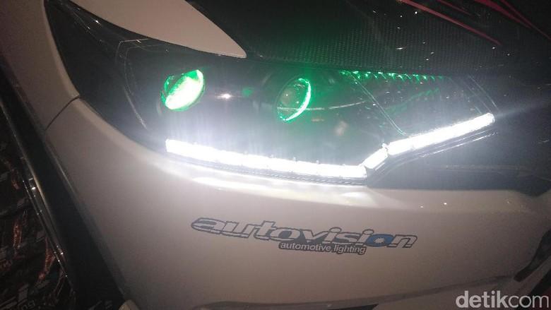 Bodi Mobil Sudah Oke, Tapi Kalau Lampu Burem Bagaimana?