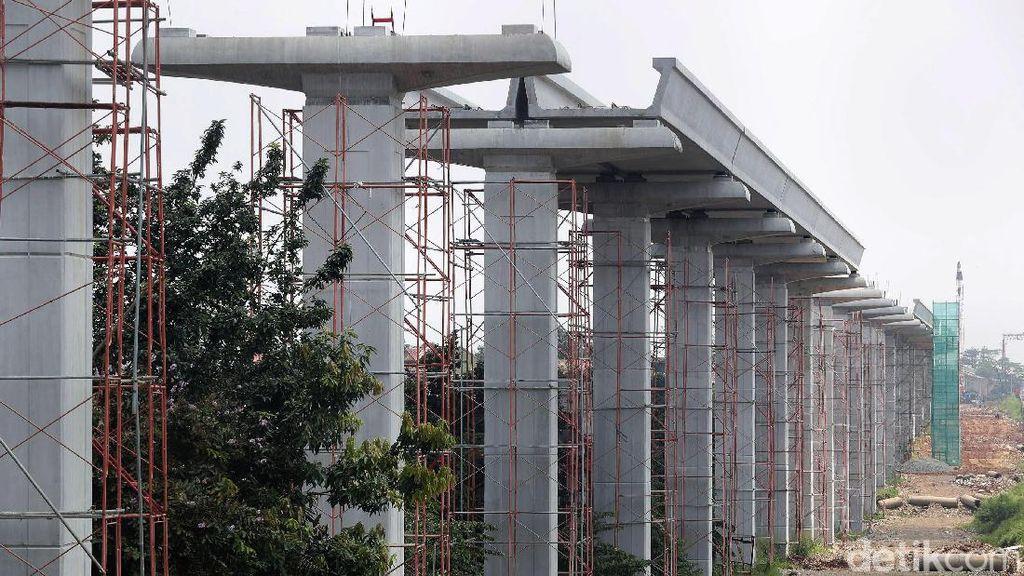 Bangun Pusat Bisnis dan Hunian di Stasiun LRT, Adhi Karya Gelontorkan Rp 12 T