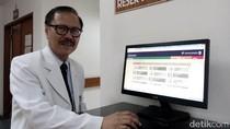 Daftar Rawat Jalan di Graha Amerta RSU dr Soetomo via Online