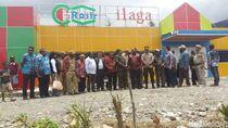 Kabupaten Puncak Papua Punya Pusat Grosir, Harga Sembako Jadi Murah