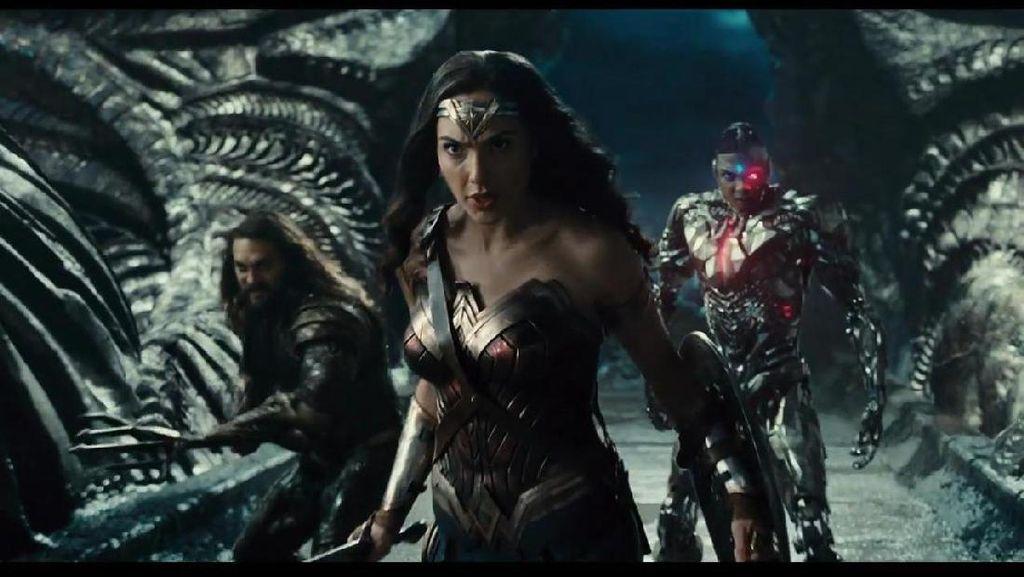Ada Orang Indonesia di Balik Produksi Justice League