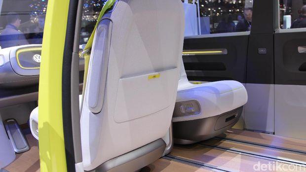 Mobil konsep VW I.D. Buzz