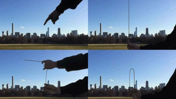 Menara Tertinggi vs 'Terpanjang' di Dunia