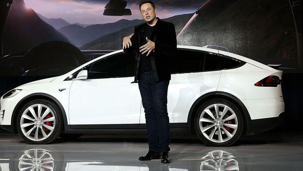 Elon Musk Terancam Tidak Gajian 10 Tahun