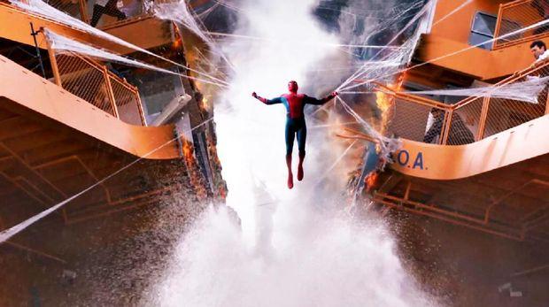 10 Hal Tentang 'Spider-Man Homecoming'