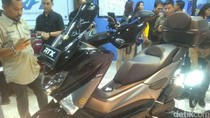Ini Fitur Andalan NMAX YRFI Limited Edition