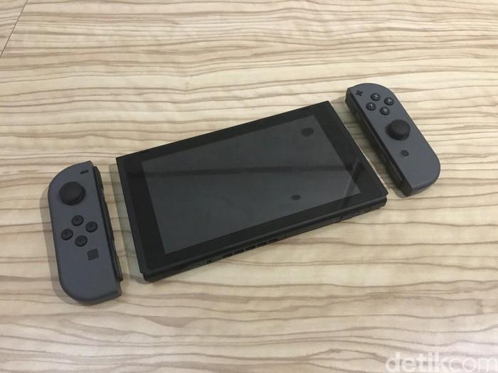 Nintendo Switch .Foto: afr/detikINET