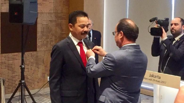 Rusdi Kirana: Saya Mohon ke Pak Presiden Dijadikan Dubes Malaysia