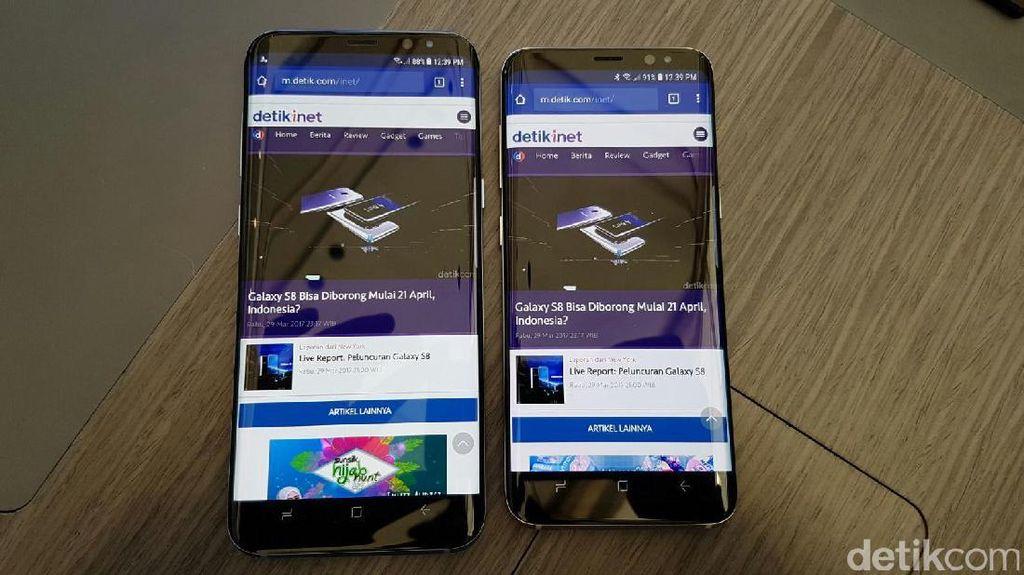 Samsung Kembali Gas Pol dengan Galaxy S8
