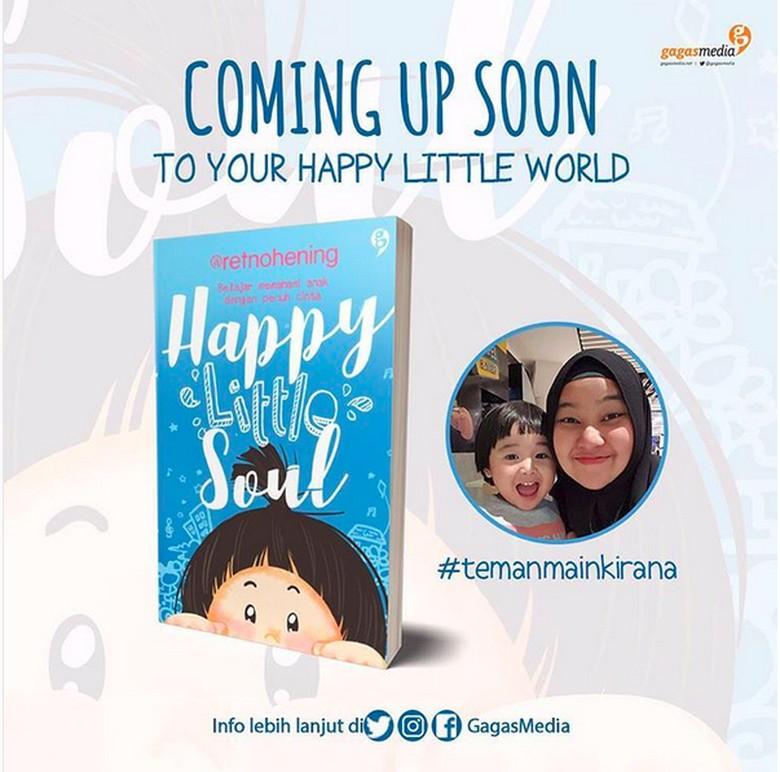 Buku Happy Little Soul Cetak Ulang Ketujuh