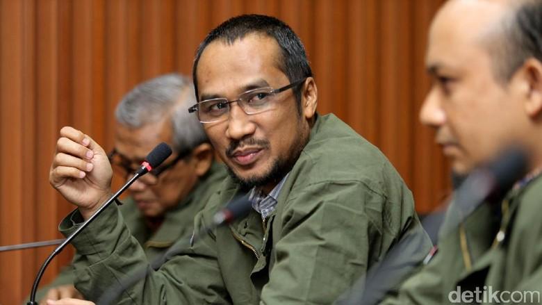 Dukung KPK, Abraham Samad: Penegakan Hukum Tak Bisa Ditunda
