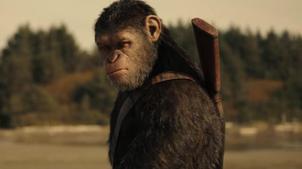 War for The Planet of the Apes: Jilid Pamungkas Perjuangan Para Kera