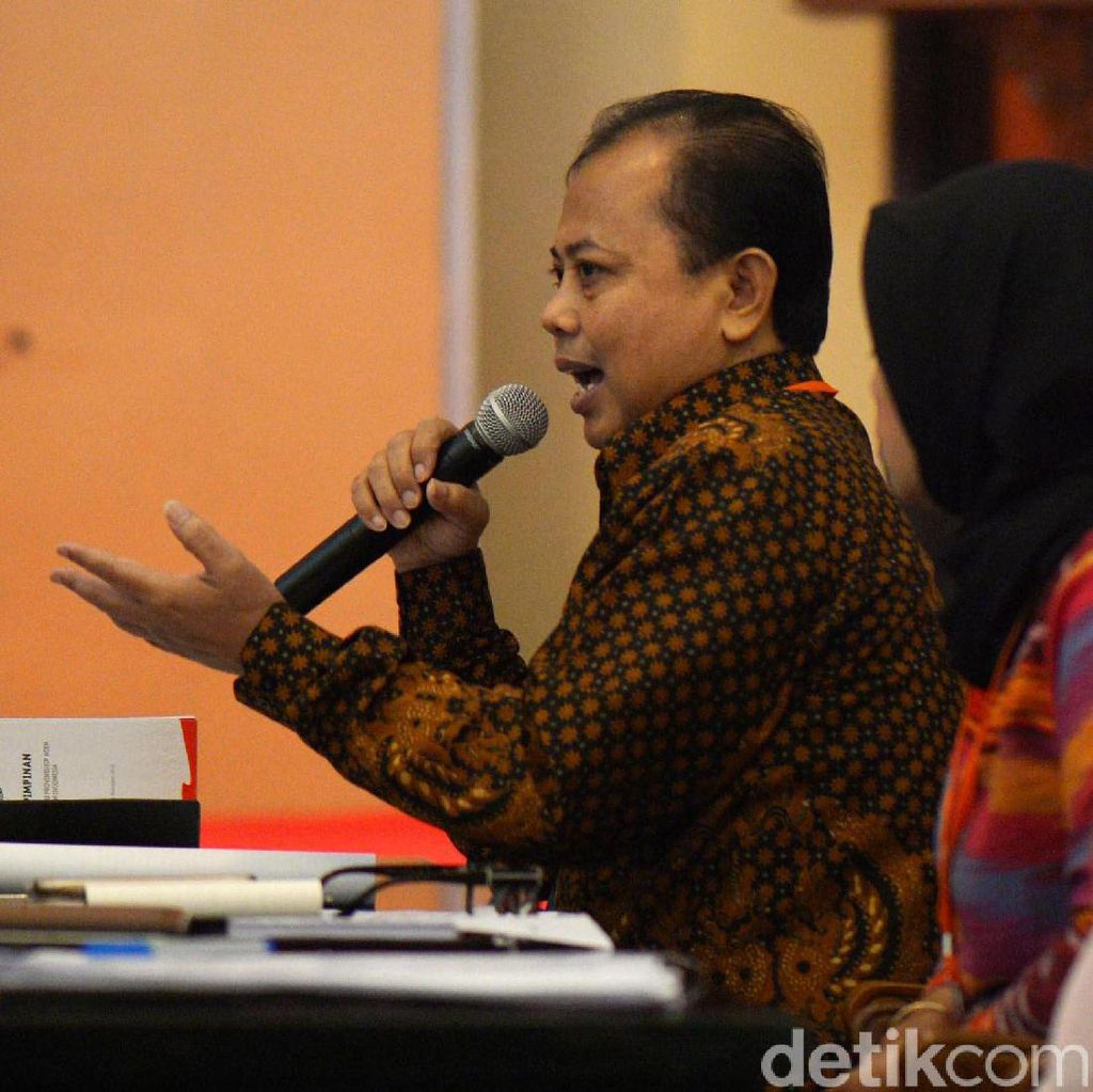 Maju Jadi Caleg, Eks Ketua KPU DKI Ungkit Isu SARA di Pilgub