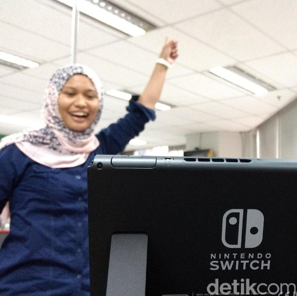 Nintendo Ingin Bawa Banyak Game Dewasa ke Switch