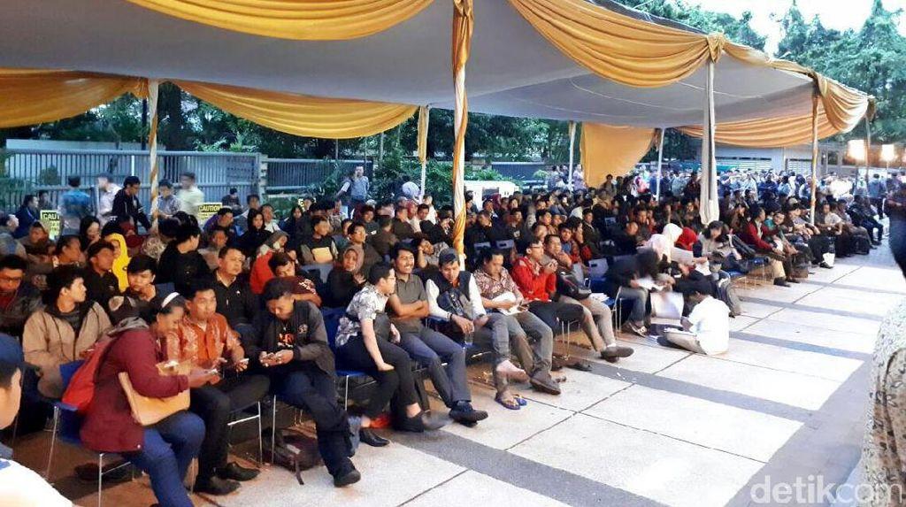 Hari Terakhir Tax Amnesty, Antrean Membludak