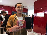 Ini DIa Orang Indonesia Pertama Pemilik iPhone 7 Resmi