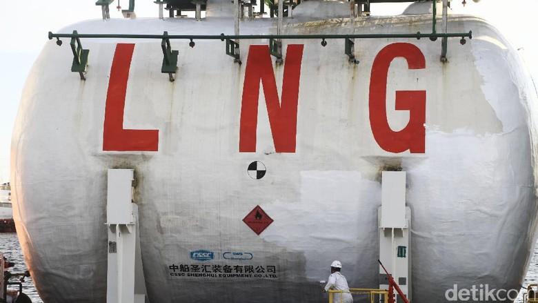 Ada Gas Masela dan Jangkrik, RI Tak Akan Impor LNG