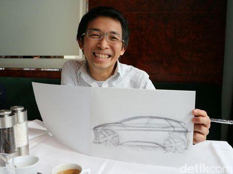 Chris Lesmana, Desainer Mobil dari Indonesia yang Mendunia