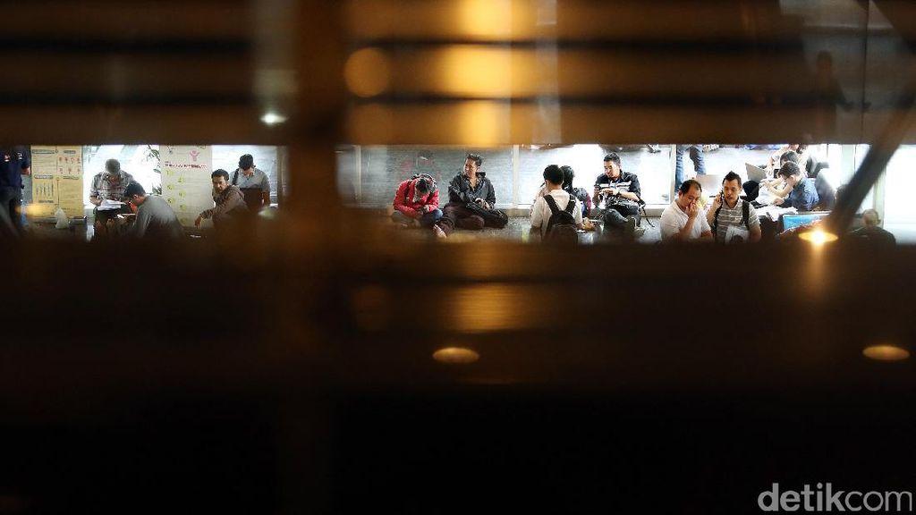 Antrean Panjang di Hari Terakhir Tax Amnesty