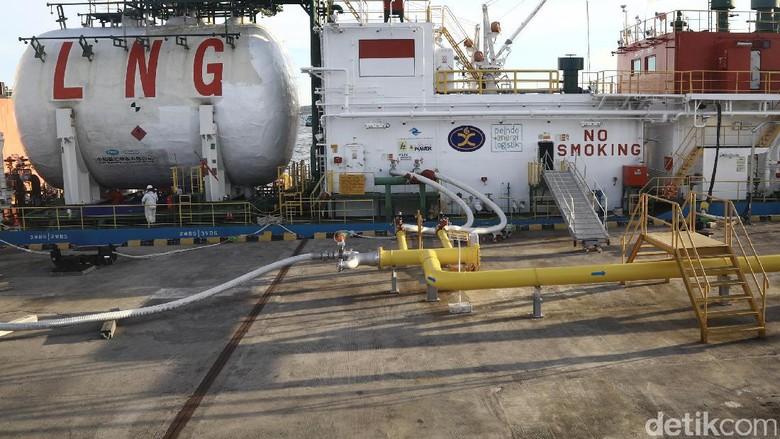 Tak Ada Impor, Paling Banter PLN Hanya Barter Gas Singapura