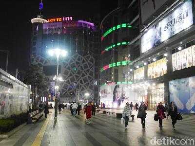 Belanja Awal Tahun 2018 di Korea, Banyak Diskon!