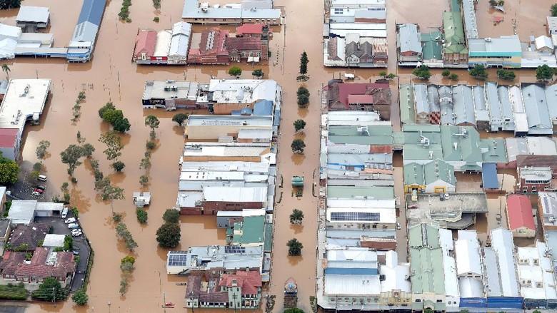2 Wanita Tewas dan 4 Orang Hilang Akibat Banjir Australia