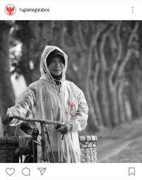 Kaesang Bisnis Jas Hujan 'Tugas Negara Bos', Ini Filosofinya