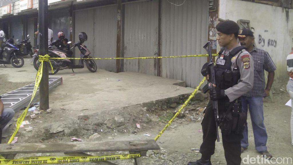 Serpihan Diduga Granat yang Meledak di Aceh Dibawa Ke Labfor Medan