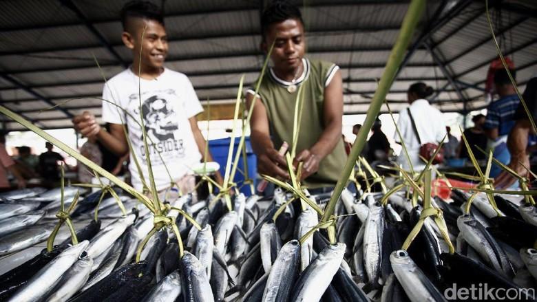 Orang RI Malas Makan Ikan, Apa Karena Harganya Mahal?
