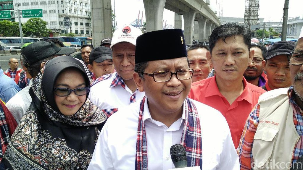 PDIP: Kita Lebih Nyaman dengan PKB di Jawa Timur