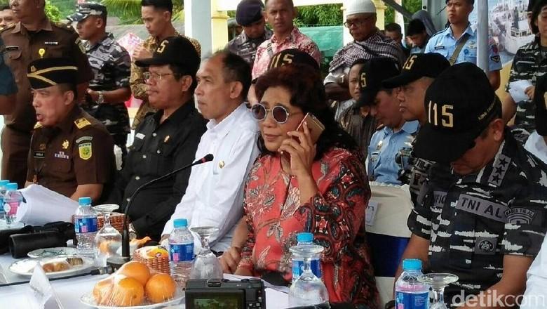 Jadi CPNS Kerja Bareng Susi Berapa Gajinya?