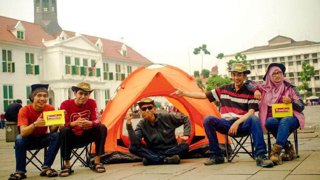 5 Sahabat Ini Bisnis Kuliner Ala Camping Beromzet Rp 300 Juta