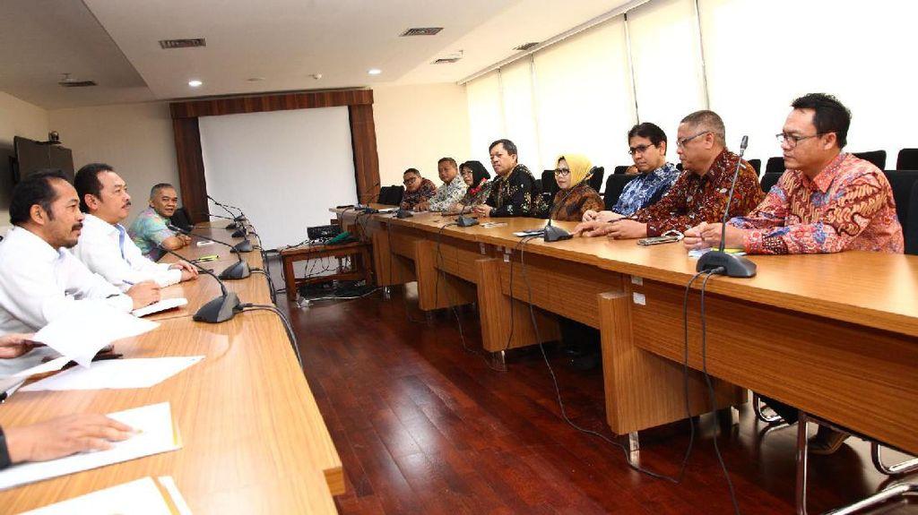 Budiman Saleh Jadi Dirut Baru PT PAL Indonesia