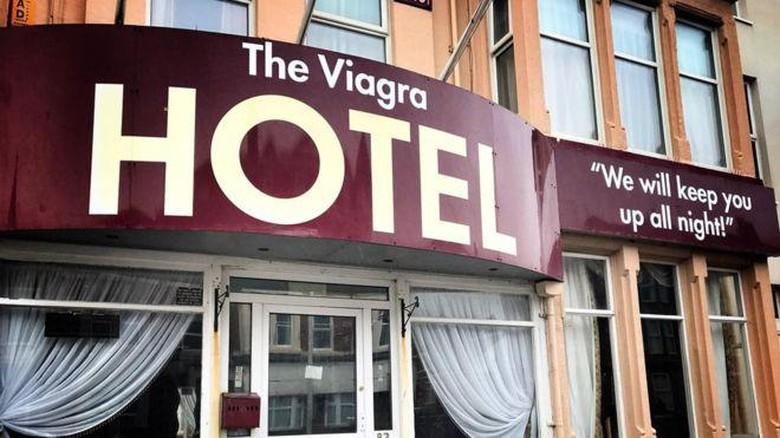 Hotel Viagra di Inggris (BBC)