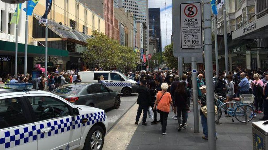 Sistem Keamanan Baru di Pusat Kota Melbourne