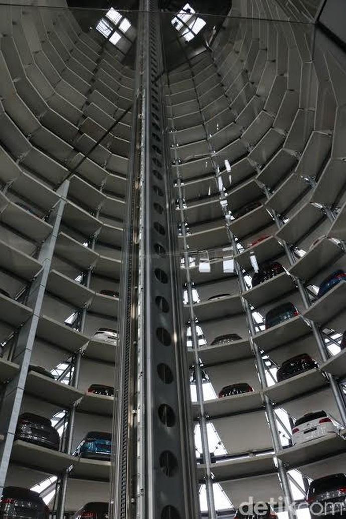Kerennya, Rumah untuk Mobil Baru VW