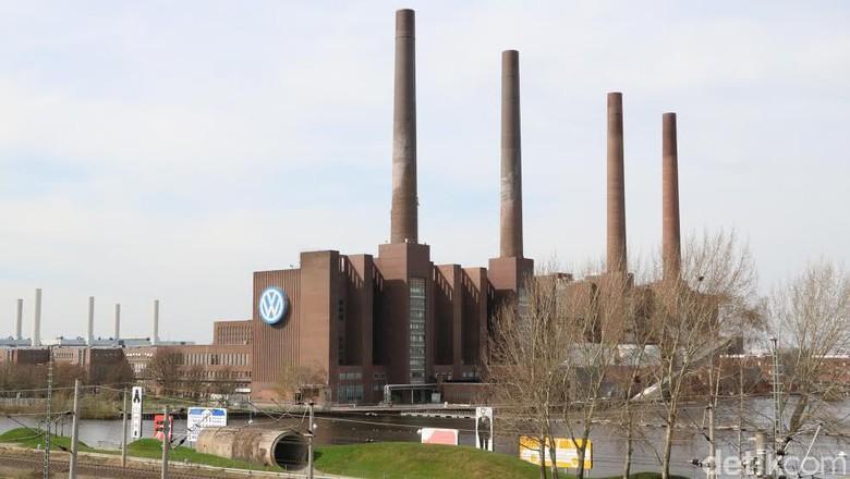 Peninggalan Perang Dunia II di Pabrik VW