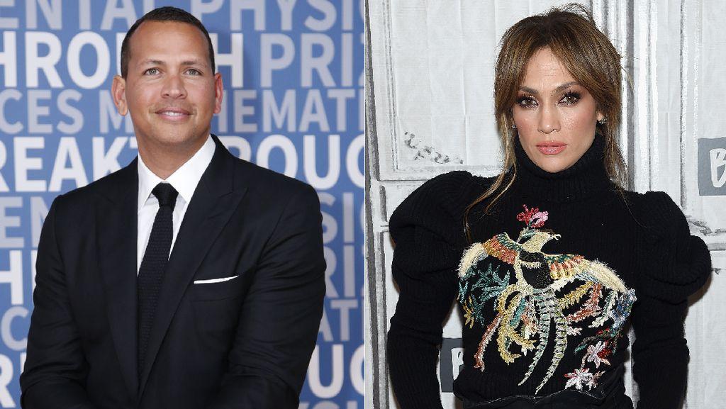 Jennifer Lopez Sudah Perkenalkan Alex Rodriguez ke Sang Ibunda