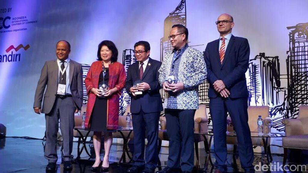 Pengusaha Dunia Kumpul di RI Bahas Pembiayaan Perdagangan