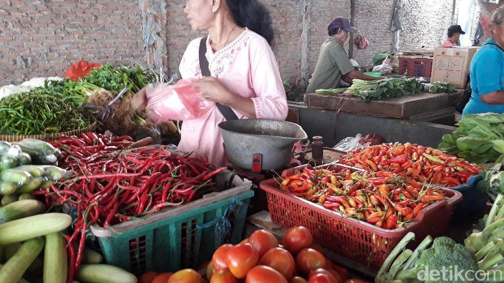RI Impor Cabai dari Malaysia Hingga Vietnam