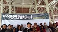 Anak Muda Bandung Deklarasi Bebas Asap Rokok