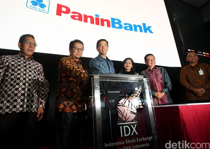 Dengan bergabungnya Panin Bank, jumlah bank RDN saat ini menjadi 12 bank dengan jumlah rekening telah mencapai lebih dari 580.000 rekening dana nasabah.