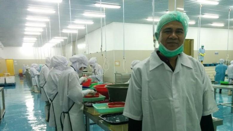 Ekspor Telur Ikan Terbang, Pria Ini Kantongi Omzet Rp 160 Miliar